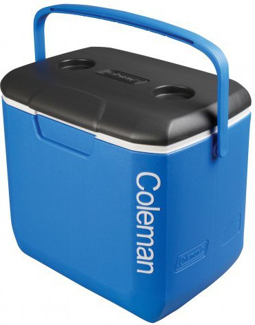 Coleman 30 Qt Performance Cooler Tricolor koelbox