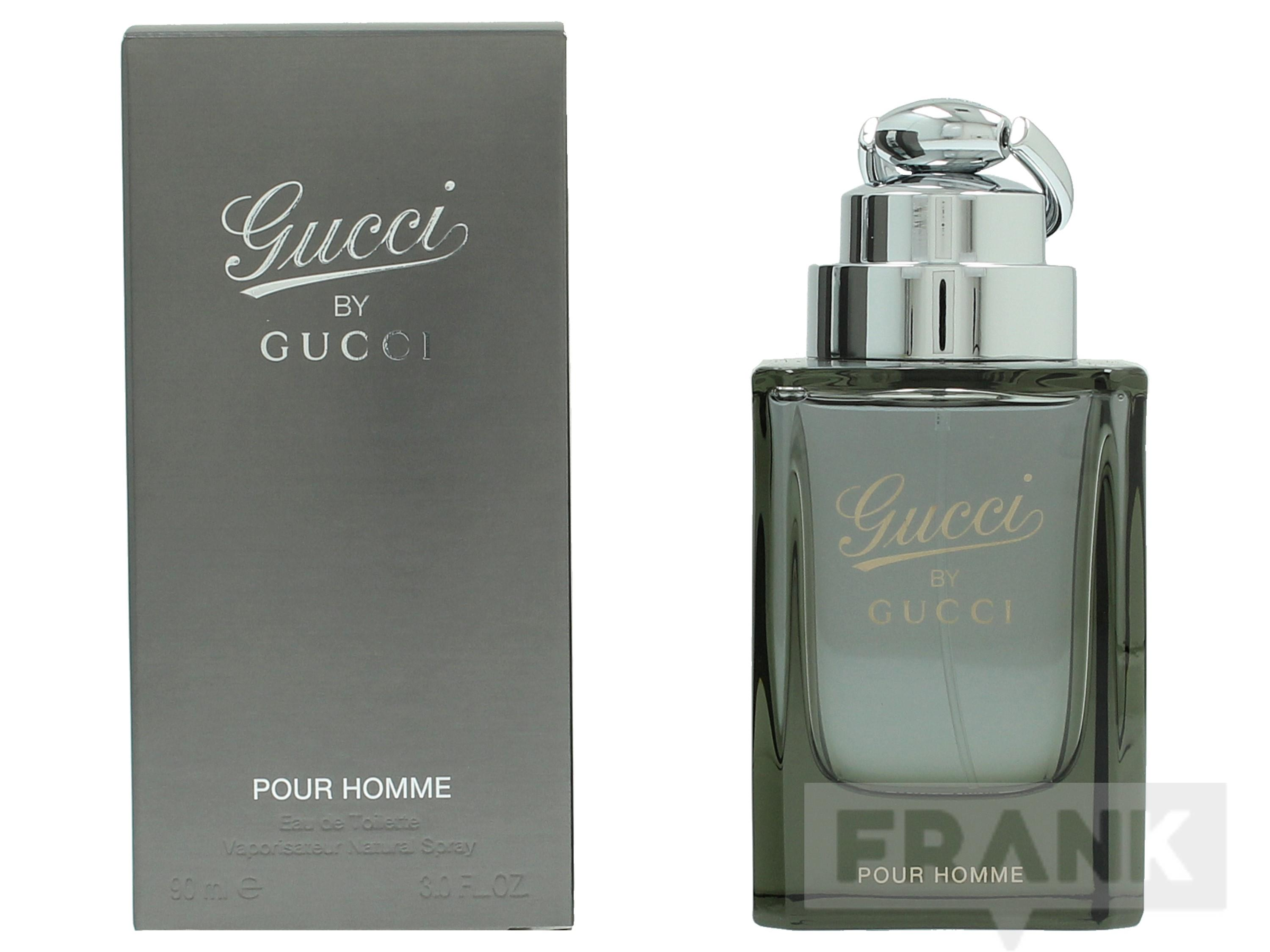 Gucci By Gucci Pour Homme Spray EDT