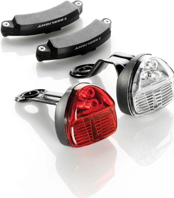 Reelight SL100 Flash Compact ledlampjes