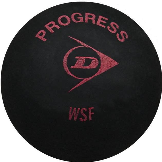 Dunlop Progress squashballen