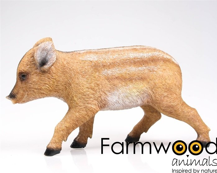 Farmwood Animals Wildzwijn tuinbeeld