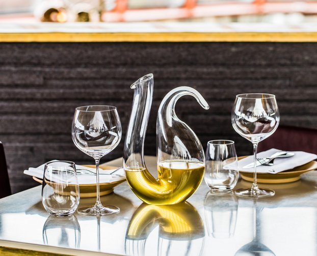 Riedel Ayam White decanter