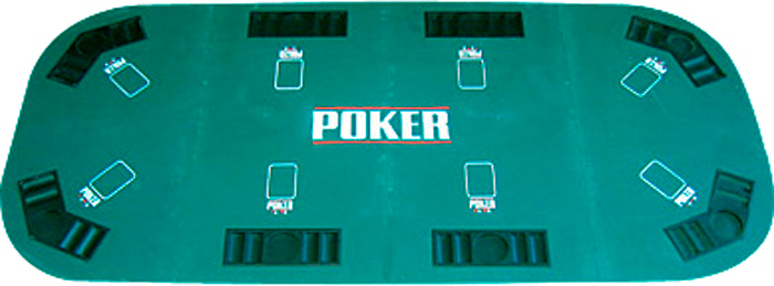 Poker top Texas 180X90 cm