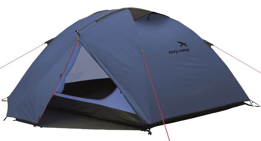 Easy Camp Equinox 300 tent blauw