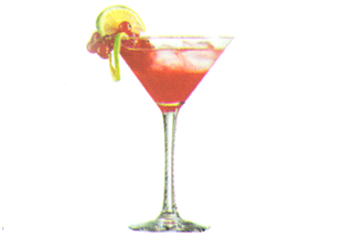CABERNET COCKTAIL COUPE 21CL***SET6