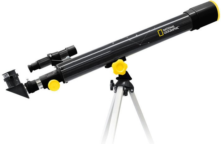 National Geographic 50/600 refraktor teleskop