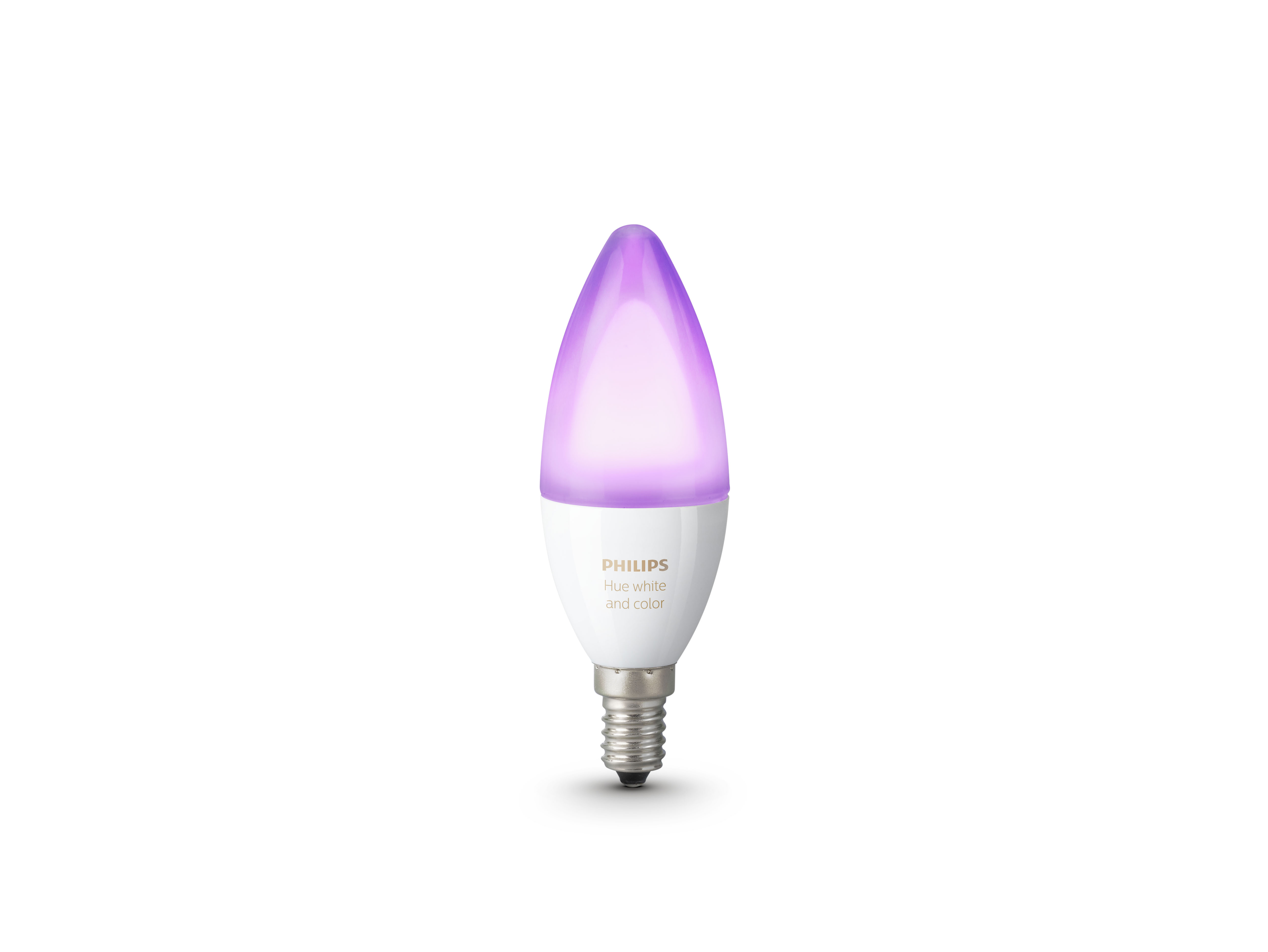 Philips Hue White and color ambiance E14 losse lamp