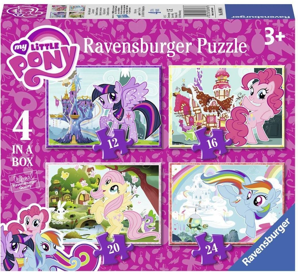 Ravensburger My Little Pony puzzle box