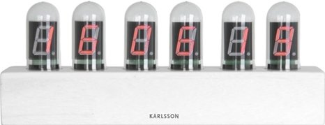 Karlsson Cathode nixie-klok