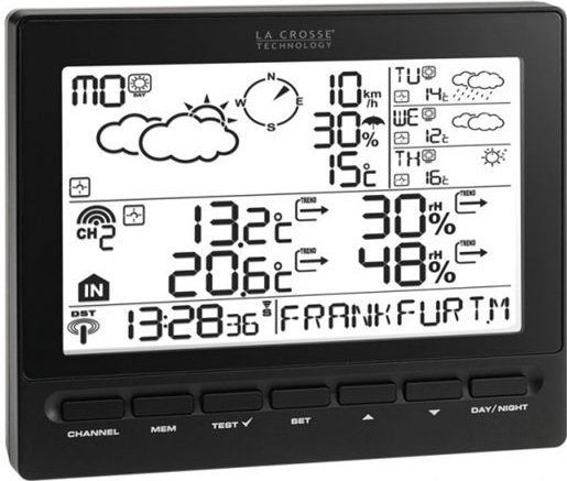 La Crosse WM-5300 weerstation
