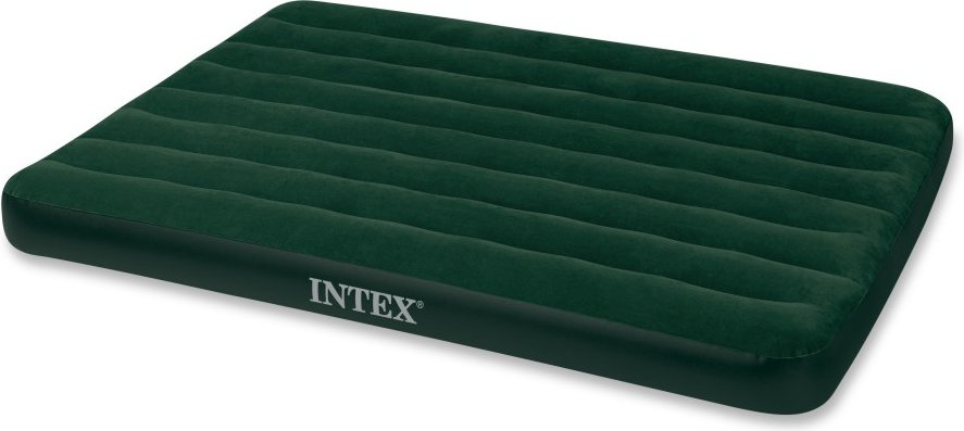 Intex prestige downy bed full luchtbed kopen frank for Action luchtbed