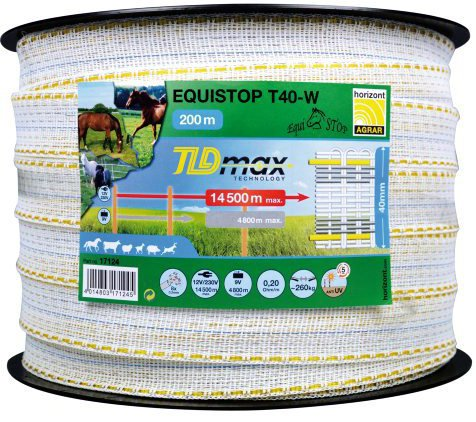 Horizont TLDmax Equistop 40mm rope on checkfrank ie | Frank