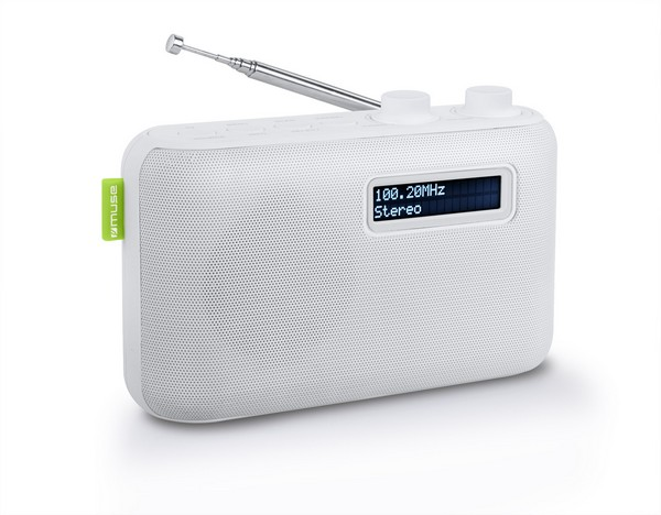 Muse M-108DW radio