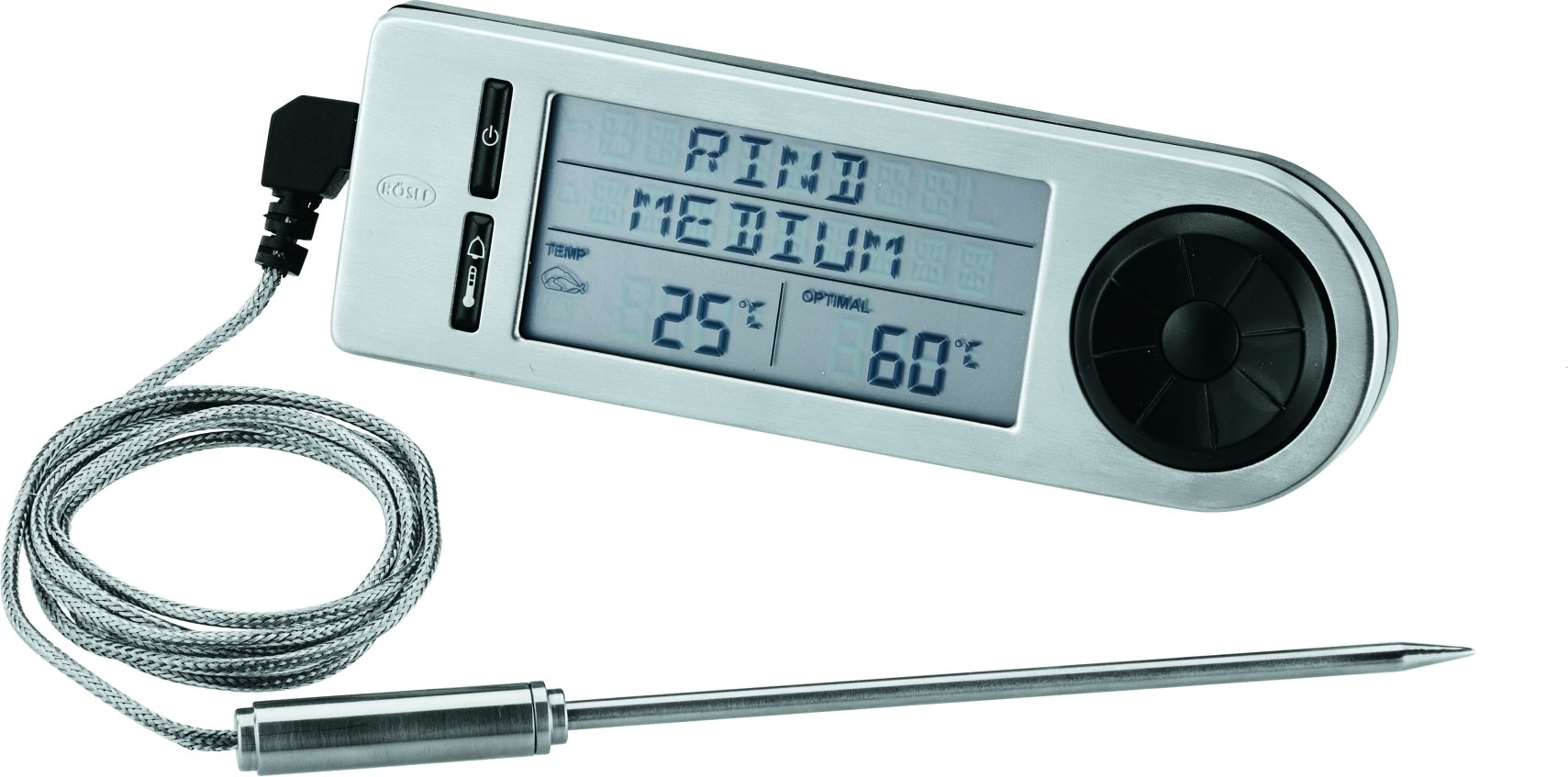 R�sle digitale thermometer