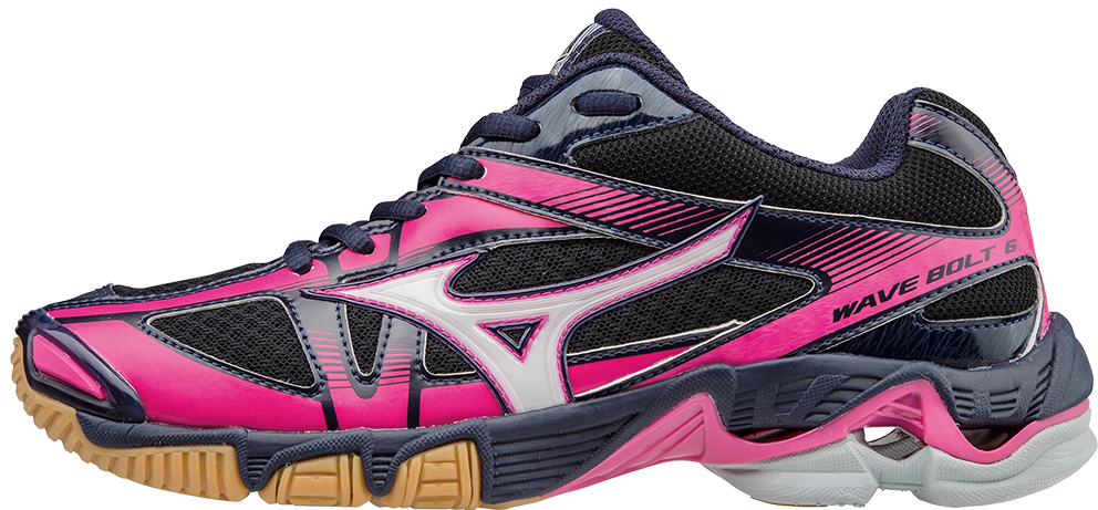 Mizuno Wave Bolt 6 dames