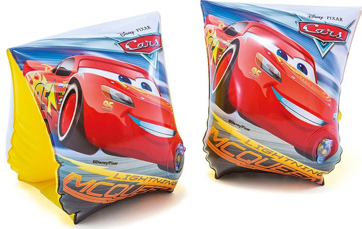 Intex Cars Deluxe zwembandjes