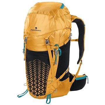 BACKPACK AGILE 25 blue (Basiskleur: geel)