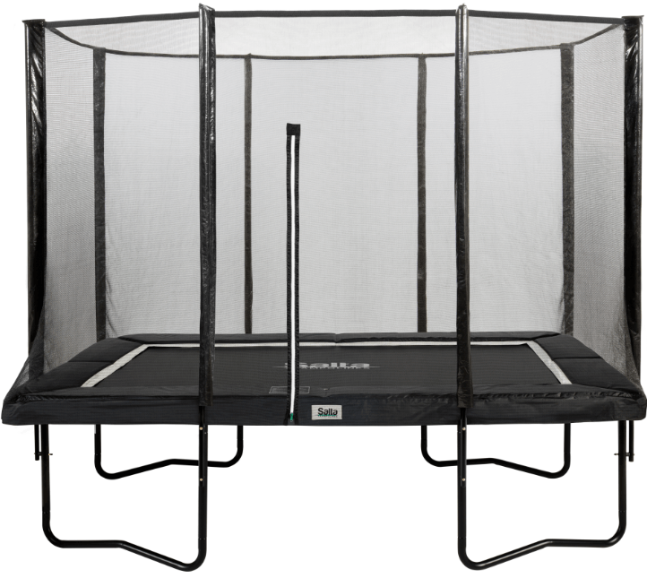 salta premium black edition trampoline rechthoek kopen frank. Black Bedroom Furniture Sets. Home Design Ideas