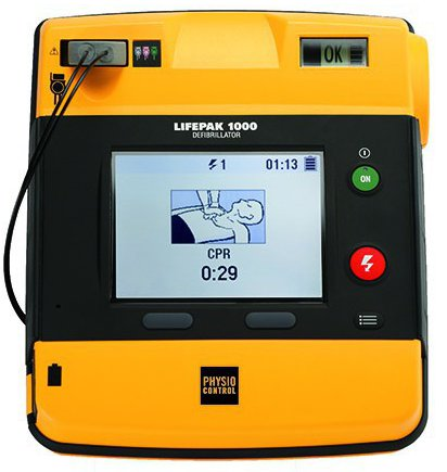 Physio Control Lifepak 1000