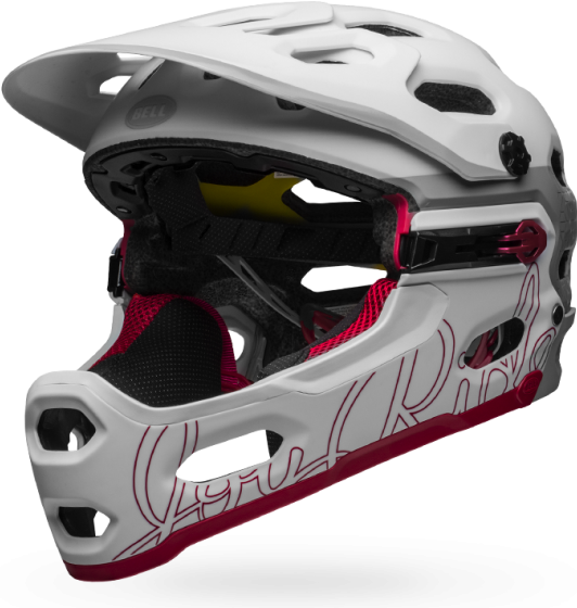 Bell Super 3R Joy Ride MIPS MTB-helm