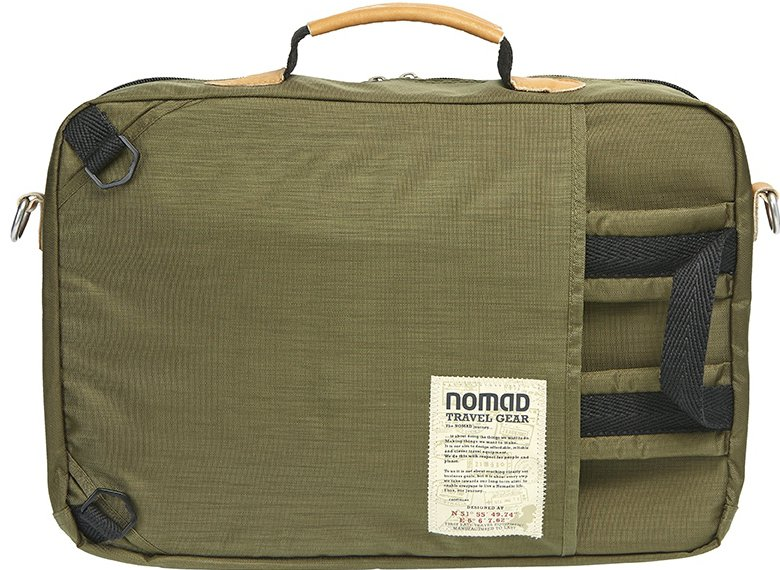 Nomad Classic Reporter rugtas
