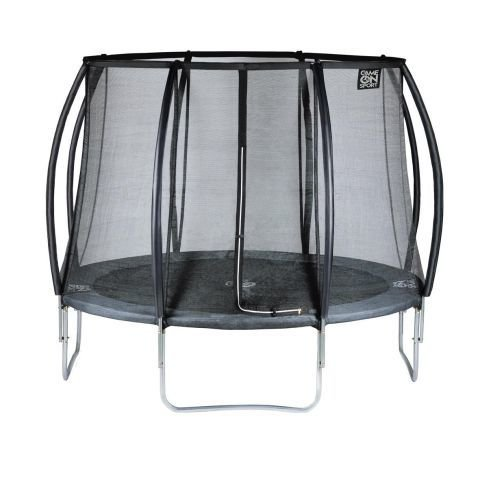 Game On Sport Black Line trampolineset