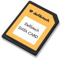 Defibtech Data Card Medium