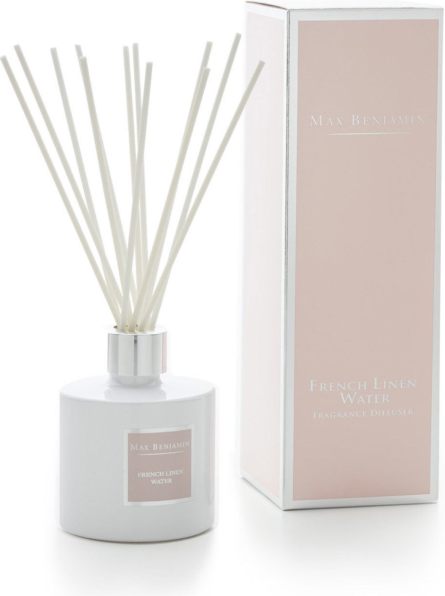 Max Benjamin Classic French Linen Water aromadiffuser