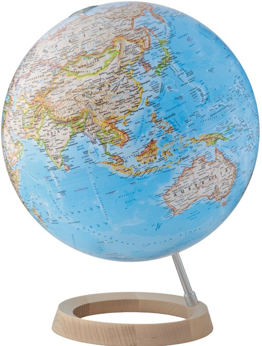 National Geographic Neon globe