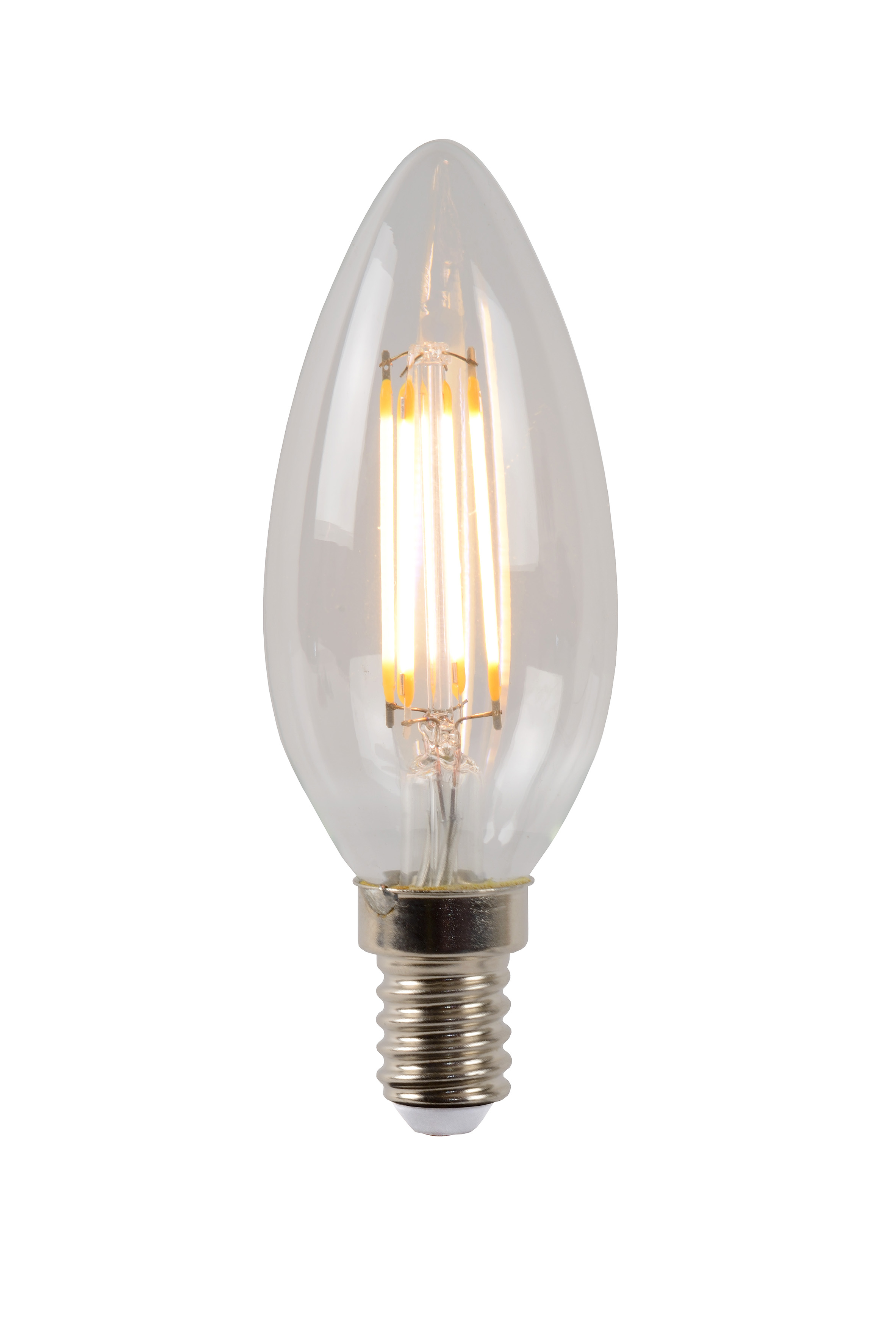 Lucide LED Candle E14 4W � 3,5 cm lichtbron