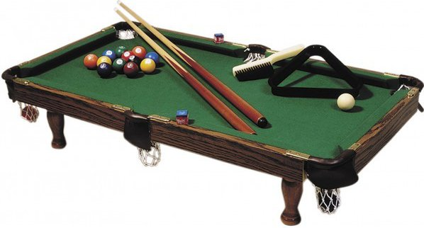 Buffalo Mini pooltafel Explorer de Luxe