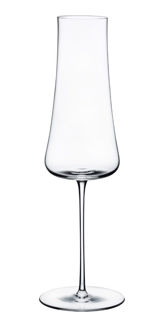Nude Glass Stem Zero champagnekelk 300ml