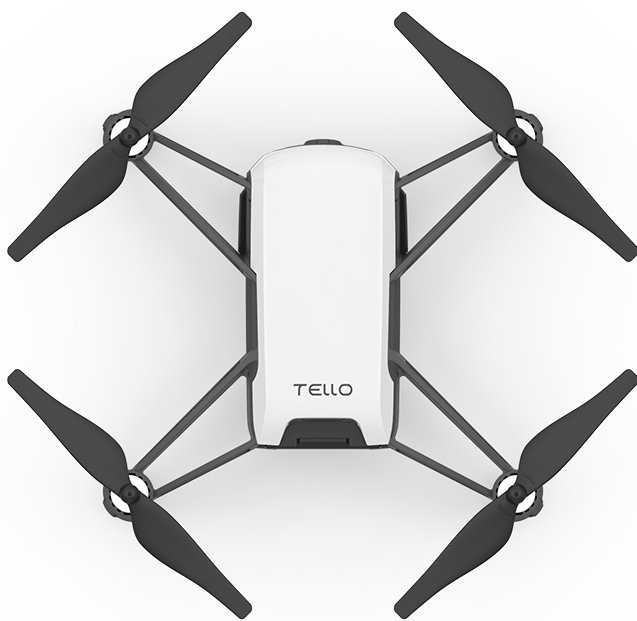 Tello drone (powered by DJI)
