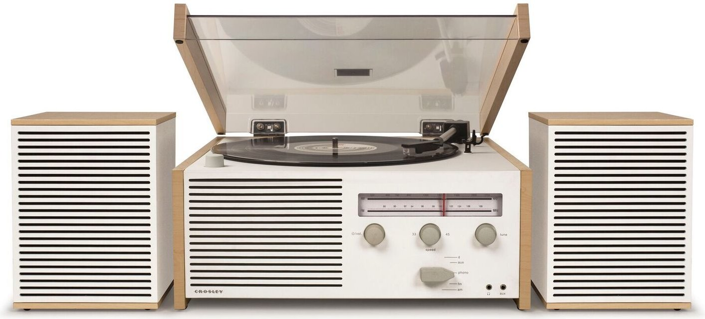 Crosley Switch II entertainment systeem
