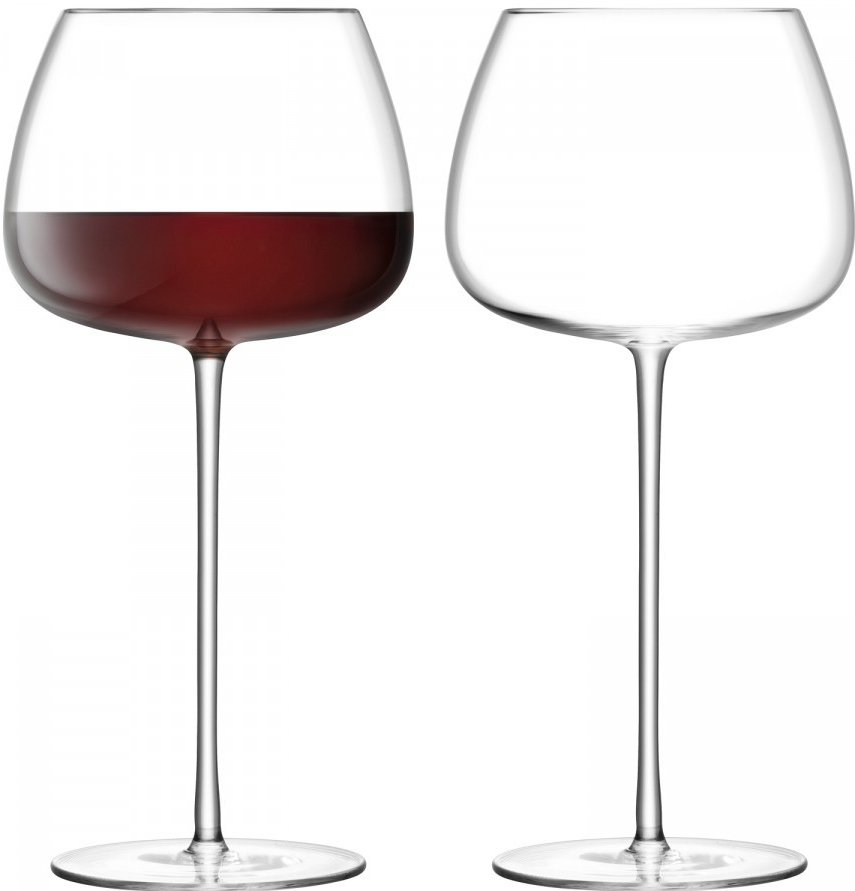 LSA Wine Culture rode wijnglas 590ml - set van 2