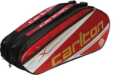 Carlton Kinesis Tour 3-facks badmintonracket