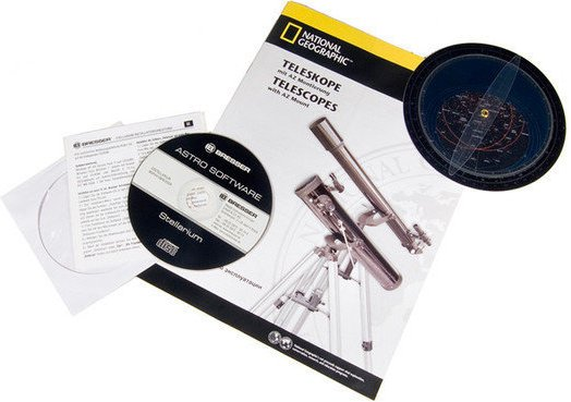 National Geographic 60/800 refractor telescoop