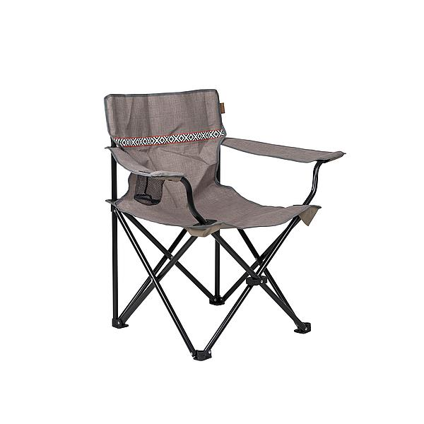 Bo-Camp Urban Outdoor Vouwstoel Romford taupe