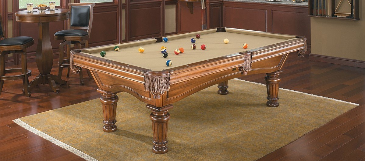 Brunswick Glenwood pooltafel