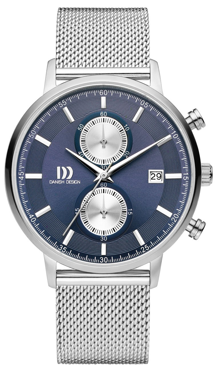 Danish Design Iq68q1215 Chronograaf Horloge