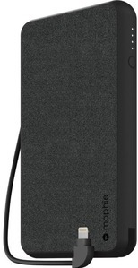 Mophie Powerstation Plus XL 10K Black