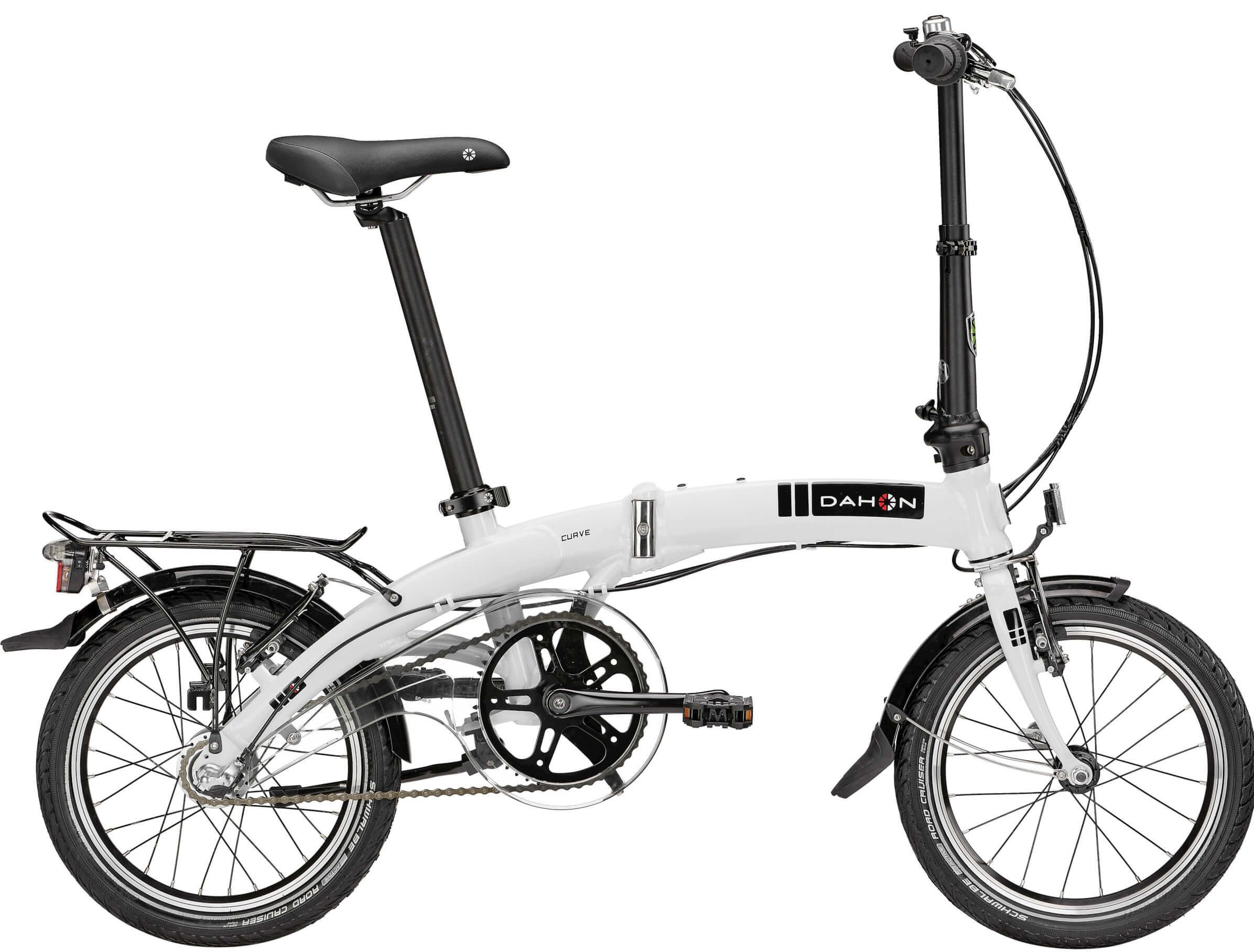 dahon curve i3 16 review