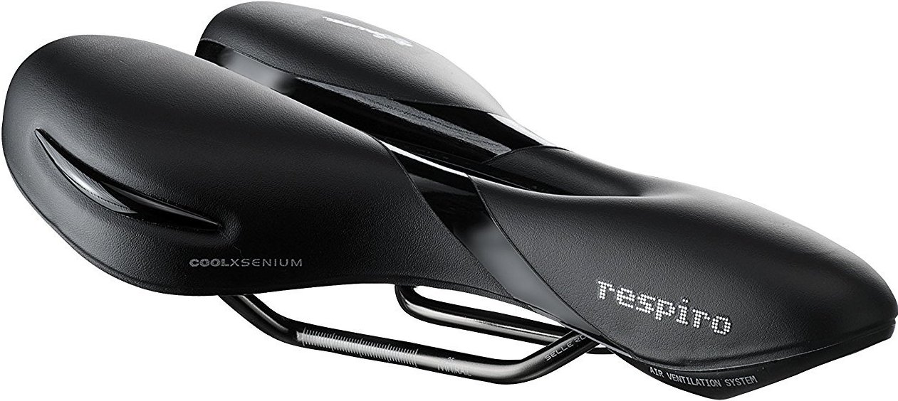 Selle Royal Respiro Soft Unisex Zwart Athletic 5131