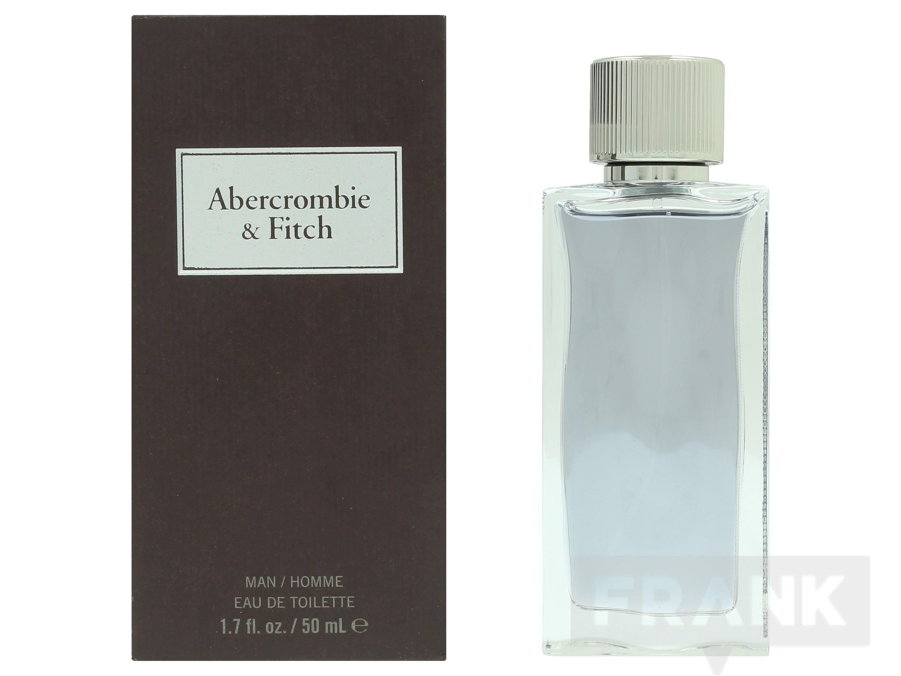 Afbeelding van Abercrombie & Fitch First Instinct Man Spray 50 ml EDT