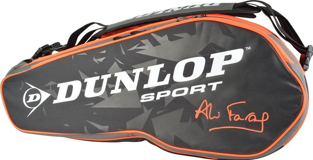 Dunlop Performance Racket Bag Ali Farag Ltd Edition