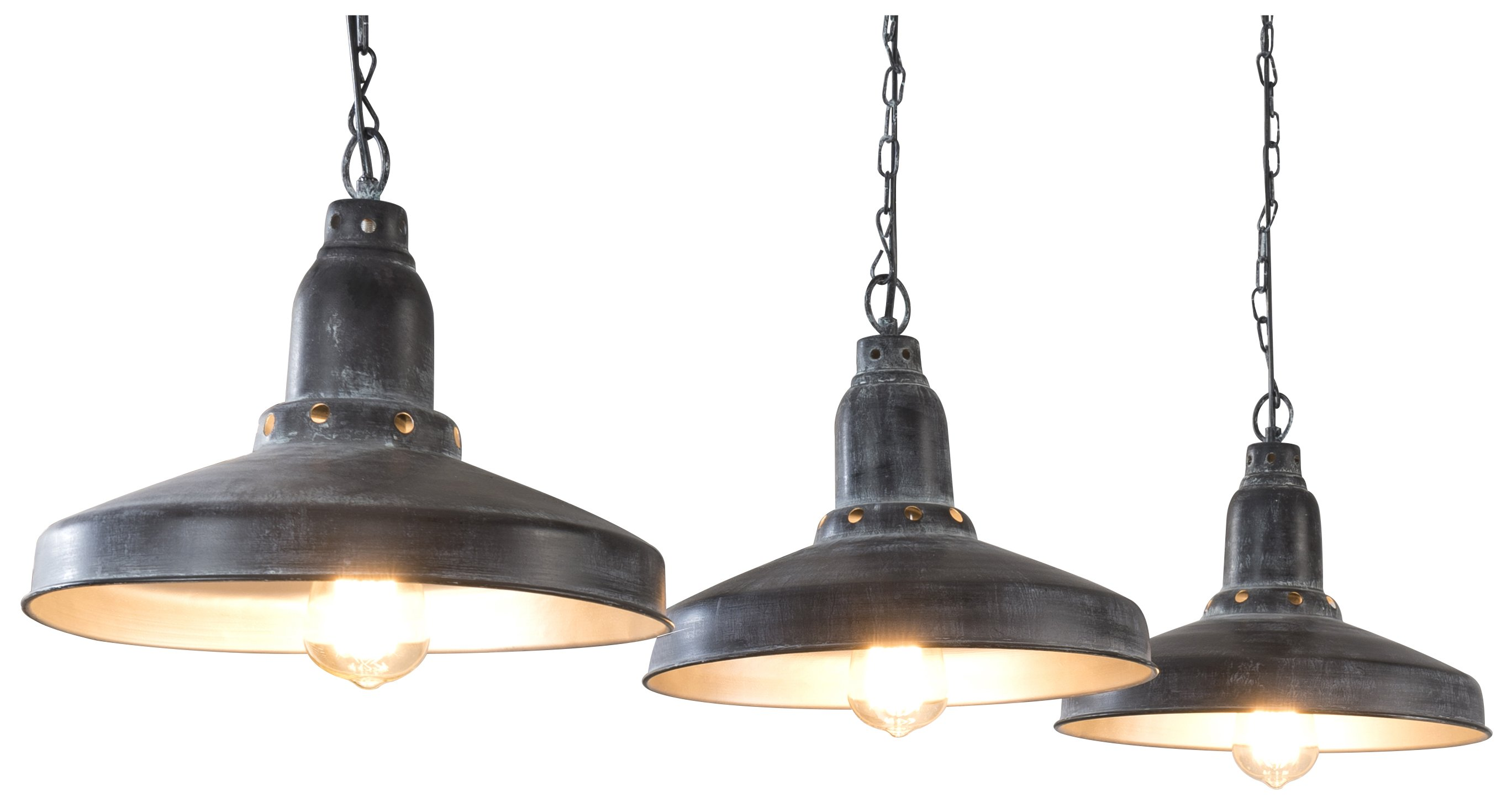 Divalii Industry Aged hanglamp