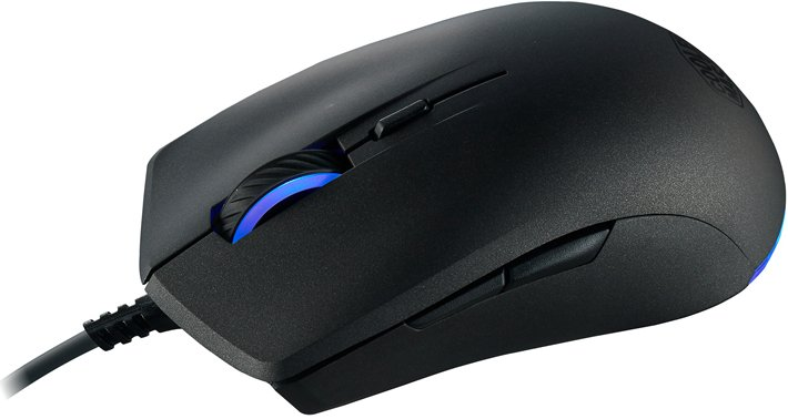 Afbeelding van Cooler Master MasterMouse S Muis