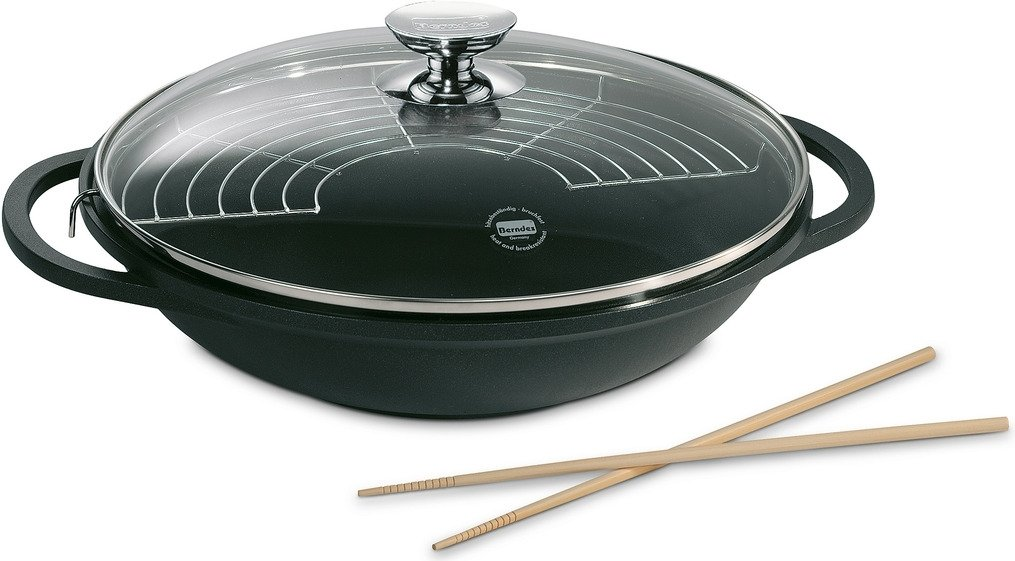 Berndes Vario Click Induction wok � 32cm