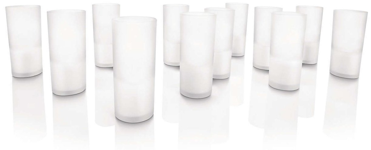 Philips Accents CandleLights 12L
