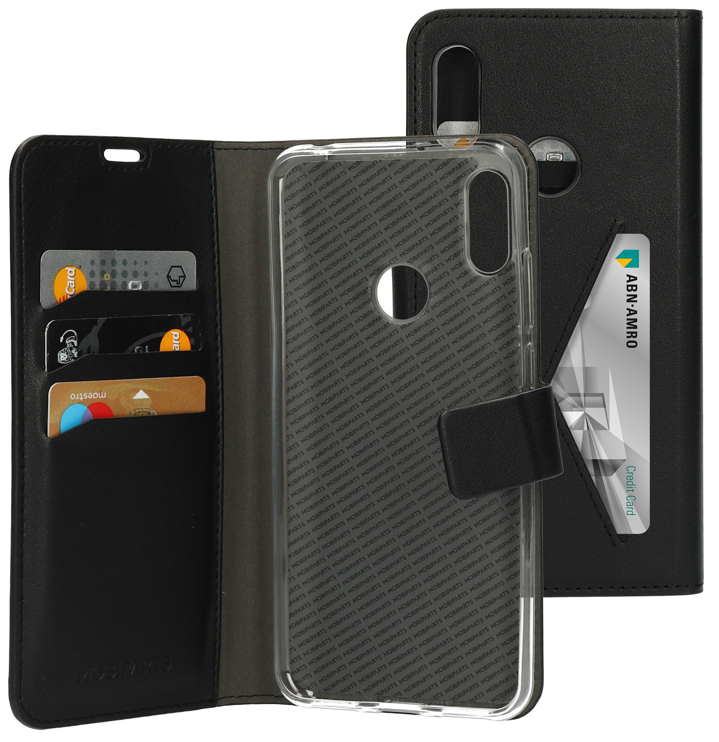 Mobiparts Classic Wallet Case - Huawei Y6 (2019)